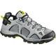 Salomon M's Techamphibian 3 Shoes Quarry/Black/Acid Lime